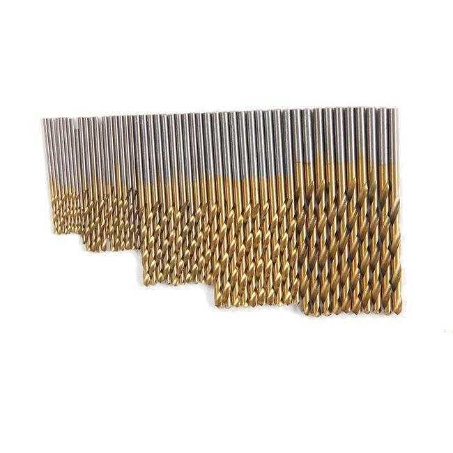 Set različnih svedrov - 50 kosov 1