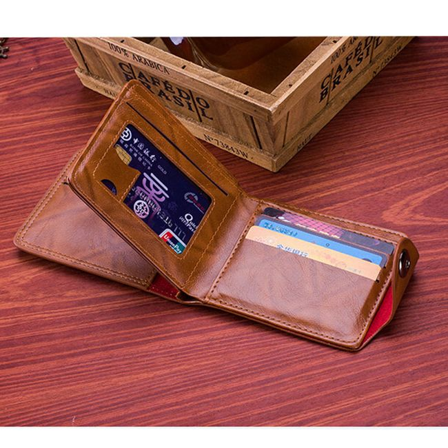Férfi dollár pénztárca - 2 szín