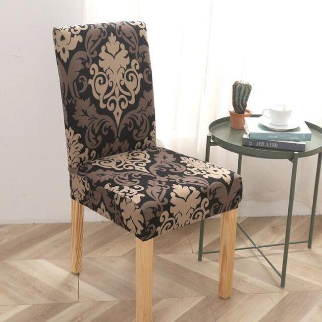 Sandalye örtüsü Royal 1