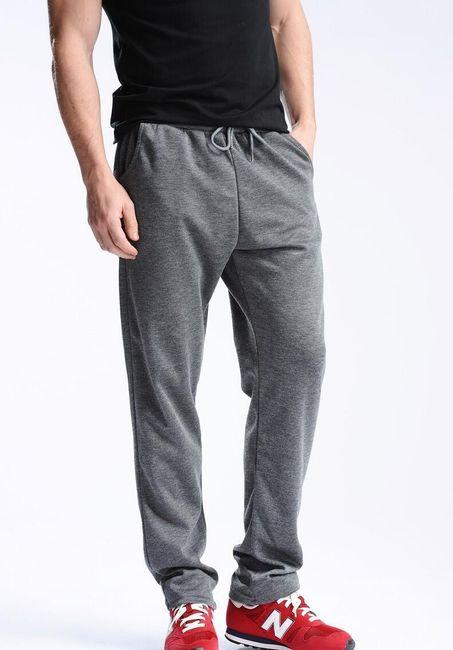 Męskie spodnie dresowe Leo 1