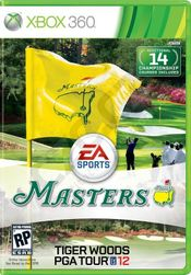 Hra (Xbox 360) Tiger Woods PGA Tour 12: The Masters