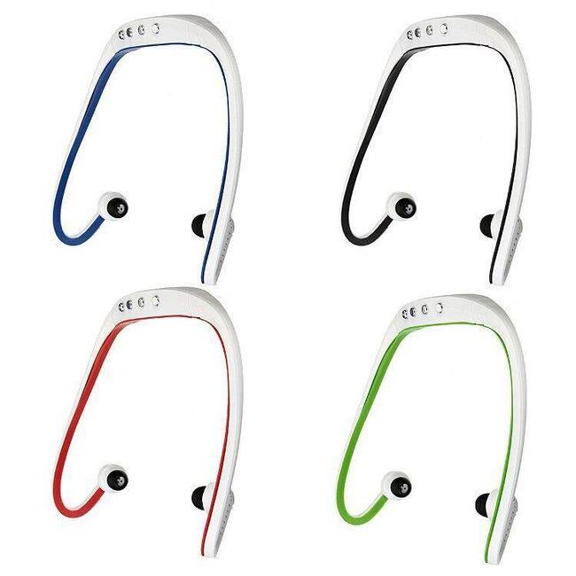 Spor kablosuz kulaklık 1