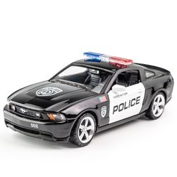 Model samochodu Mustang Police