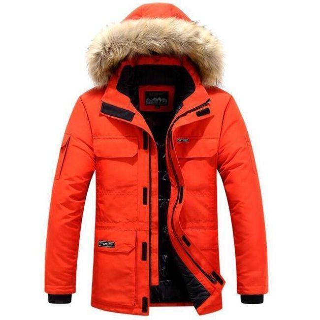 Moška zimska jakna Aron 1