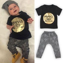 Compleu pentru bebelusi - Mama s boy