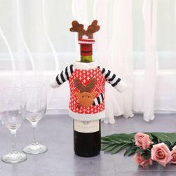 Świąteczne etui na butelkę TF1454