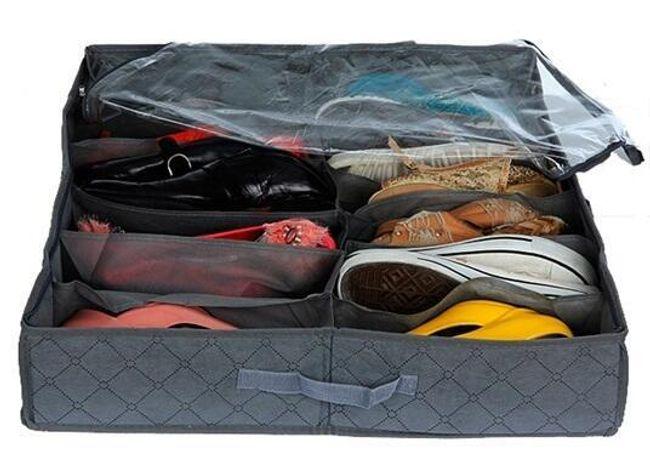 Úložný systém na boty 1