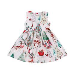 Dziewczęca sukienka Anette