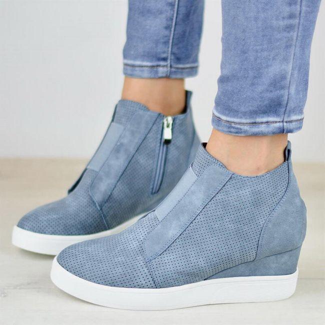 Ženske cipele sa platformom JHZ5 1