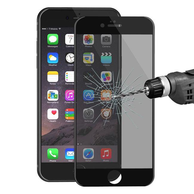 Tvrzené sklo s ochranou proti nechtěnému pozorování displeje pro iPhone 6/6S 1