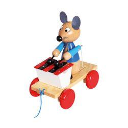 Tahací myš s xylofonem RS_80035
