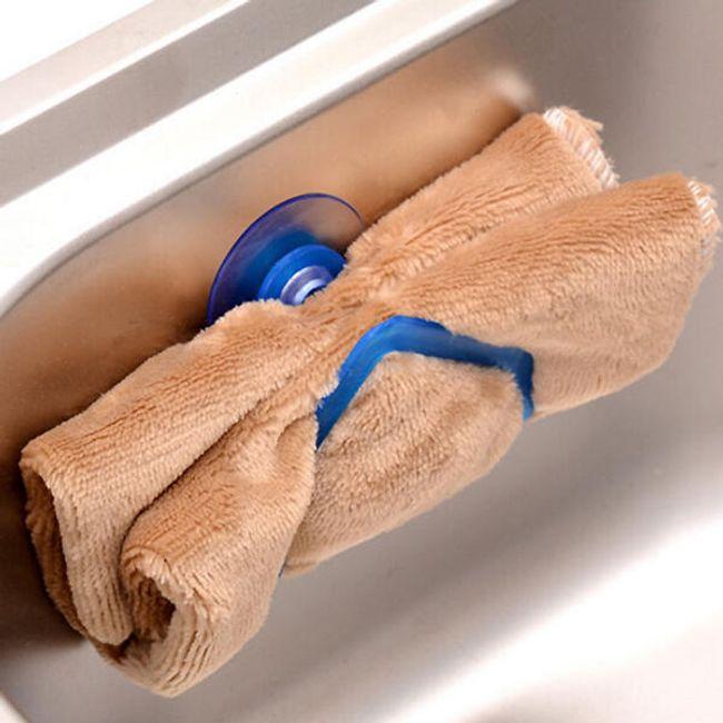 Plastično držalo za pranje gobic 1