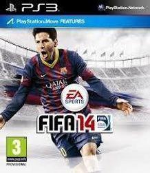 Játék (PS3) FIFA 14