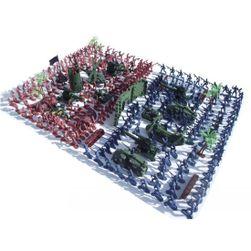 Набор игрушечных солдат WW22