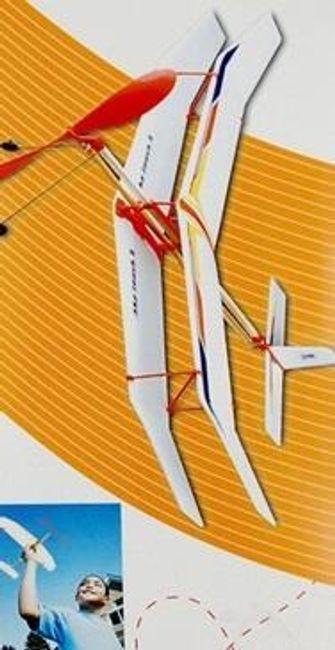 3D stavebnice letadla, které opravdu létá 1