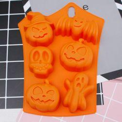 Forma silikonowa na Halloween
