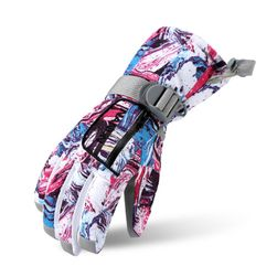 Унисекс зимние перчатки WG108