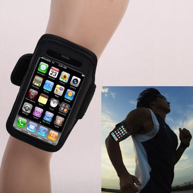 Sportowe etui na rękę na iPhone 4S 1