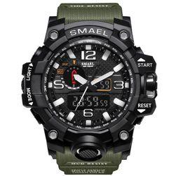 Športové pánske hodinky - 11 farieb