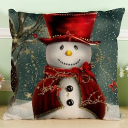Świąteczne obleczenie na poduszkę