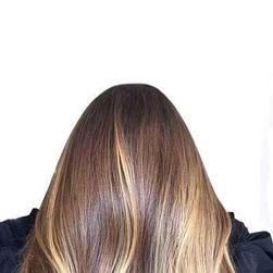 Накладные волосы UJ12