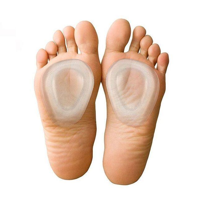 Żelowe poduszeczki do butów Saphira 1
