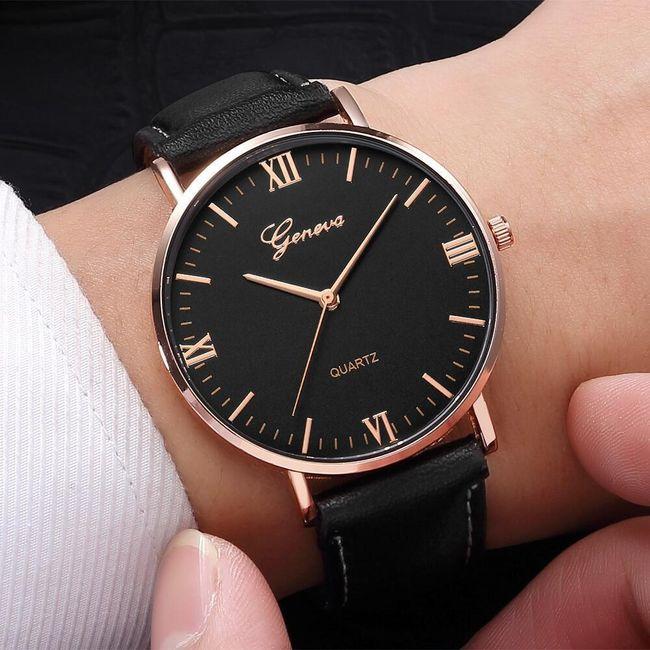 Męski zegarek MC01 1