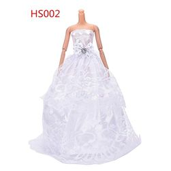 Платье для куклы LKO7
