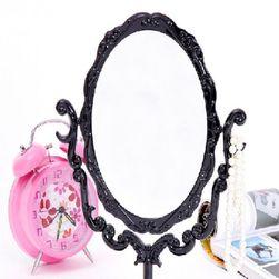 Gotičko ogledalo u crnoj boji