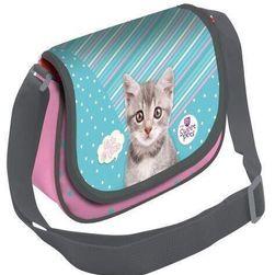 Geantă SWEET PETS pisică pentru fetițe