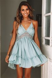 Bayan elbise Nanette