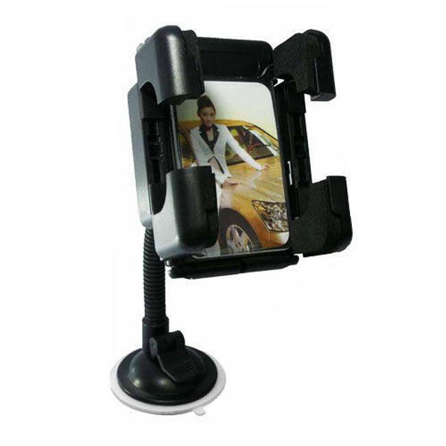 Univerzální držák do auta na mobil a GPS navigaci 5-12cm 1