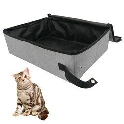 Cestovní kočičí toaleta TF4988
