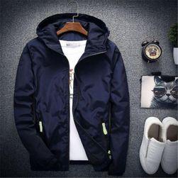 Elegantna muška jakna sa kapuljačom - 8 boja