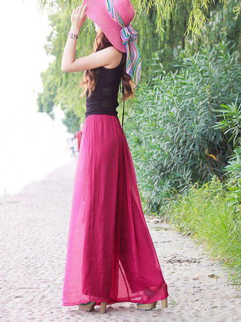 Dámské kalhoty Zanzea@ - 5 barev 1