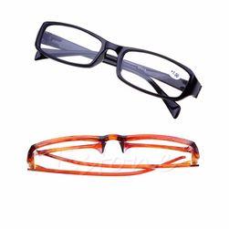 Pristojne dioptrijske naočare za čitanje u crnoj ili smeoj boji