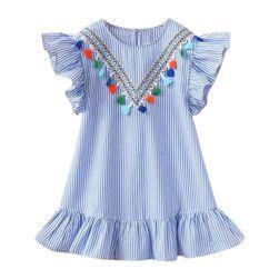 Dívčí šaty Pamila