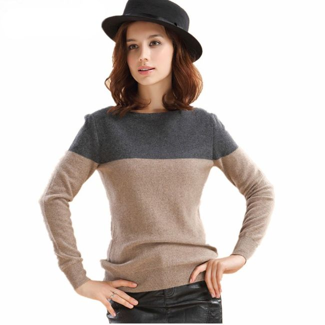 Dámské tričko s dlouhým rukávem Eugenie 1