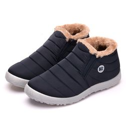 Unisex zimní kotníkové boty