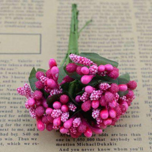 Umetno cvetje za poroke in praznovanja 1