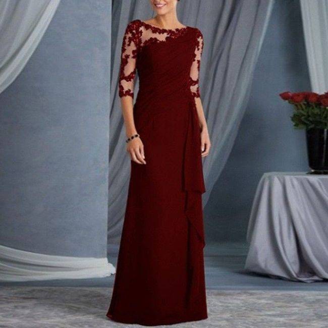 Női estélyi ruha Louisa 1