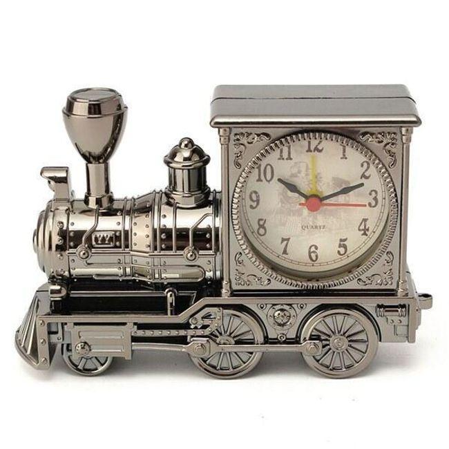 Ceas deșteptător în formă de locomotivă 1