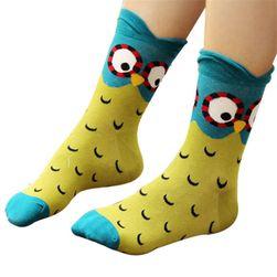 Čarape vesele sove