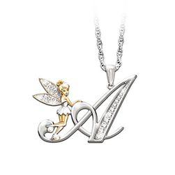 Ženska ogrlica A-Z
