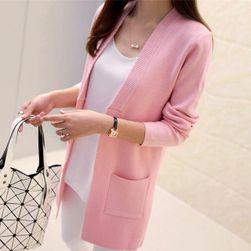 Elegantni kardigan sa džepovima - više boja