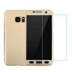 Tvrzené sklo s pouzdrem pro Samsung Galaxy S7
