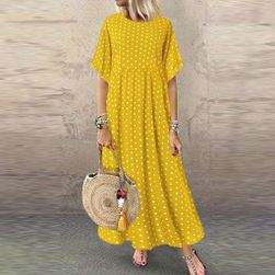Ženska maxi obleka Bastry