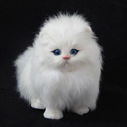 Gerçekçi kedi oyuncak Margret