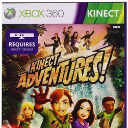 Játék (Xbox 360) Kinect Adventures