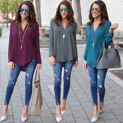 Ženska lepršava bluza